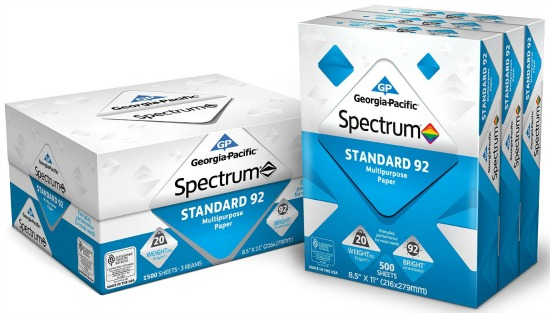 GP Spectrum Standard 92 Multipurpose Paper