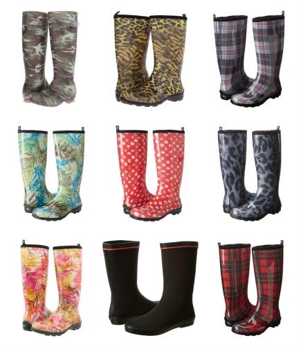 kamik rain boots