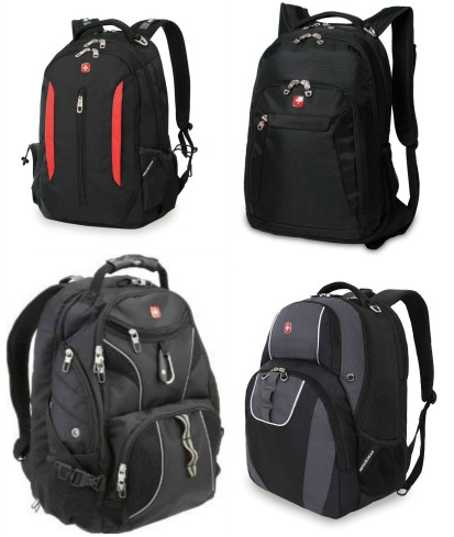 swiss gear backpacks