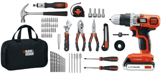 black and decker set
