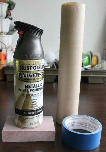 rustoleum metallic spray paint