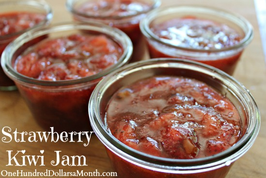 Strawberry-Kiwi-Jam-Recipe