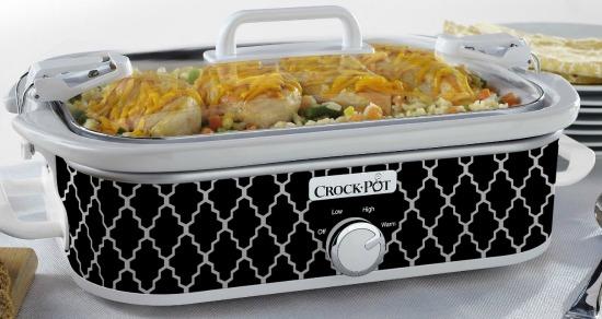 fancy crock pot