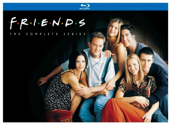friends the complete series