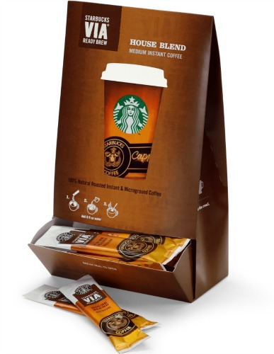 starbucks via coupon