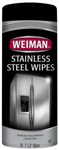 weinman stainless steel wipes