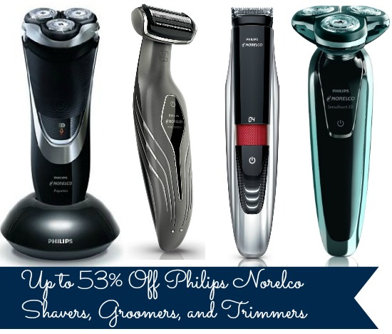 Philips norelco razors