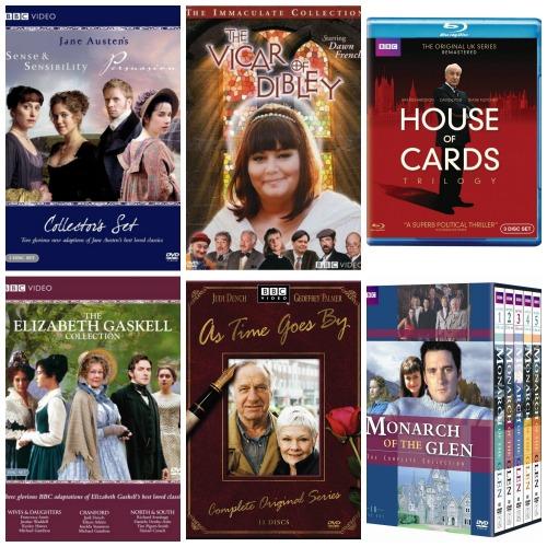 british dvds