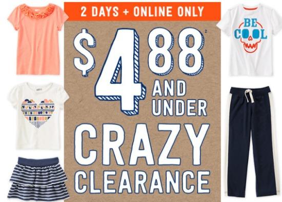 crazy 8 sale