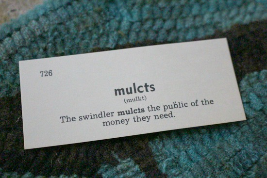 mulcts