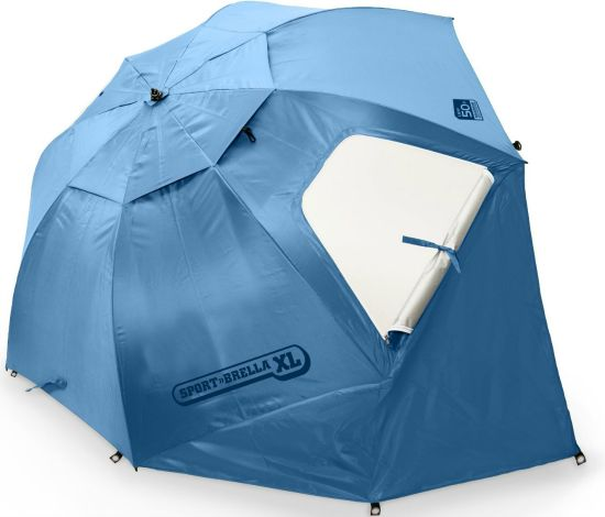 sport beach umbrella