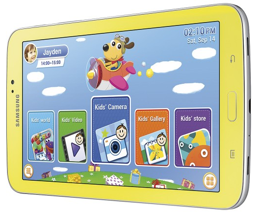 samsung tablet for kids