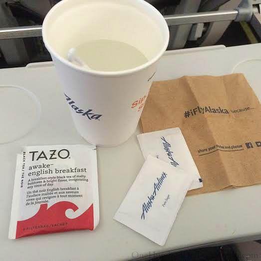 tazo english breakfast tea