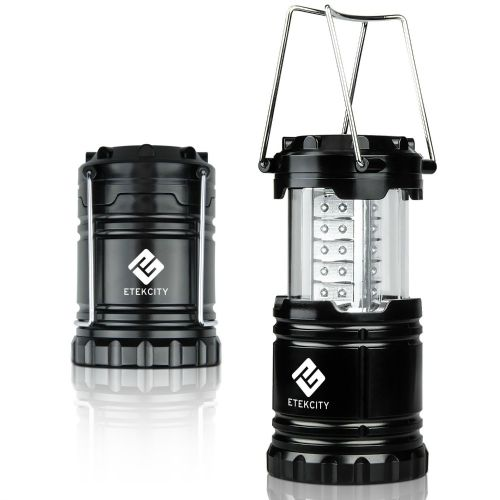 Etekcity Ultra Bright Portable LED Camping Lantern Flashlights