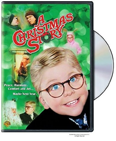 a christmas story dvd