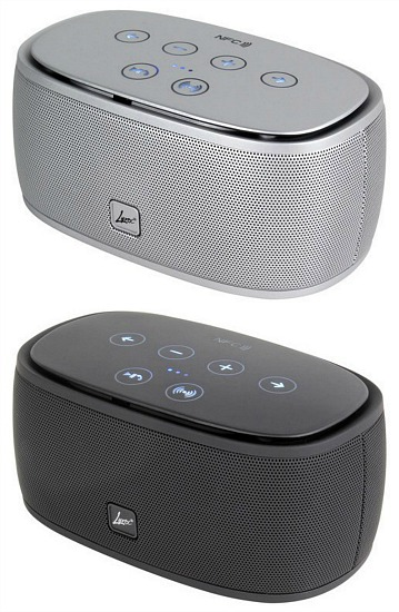 Lyrix - Rush Portable Bluetooth Wireless Speaker