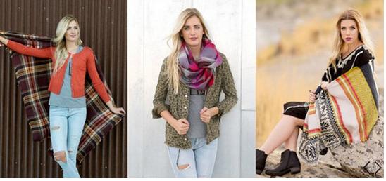 blanet scarf