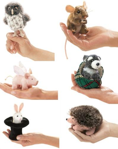 folkmanis finger puppets