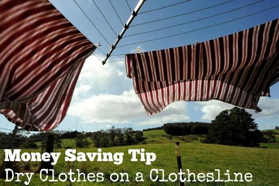 sheets clothesline