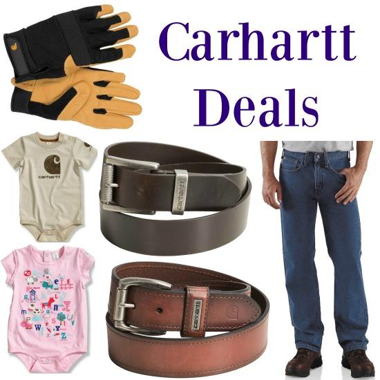 carhartt leather belt