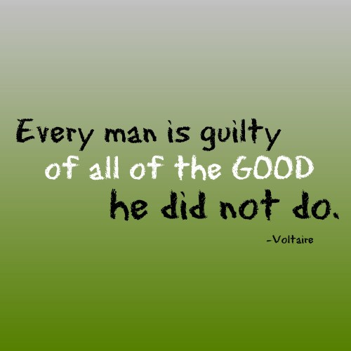 quotes - every man is guilty