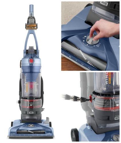hoover pet vacuum