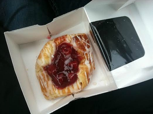 cherry danish panera