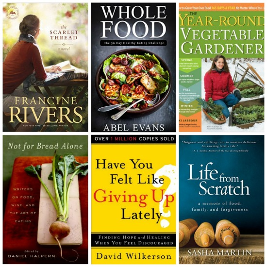 whole food book