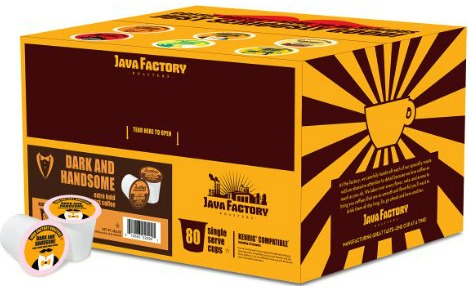 java factory k cups
