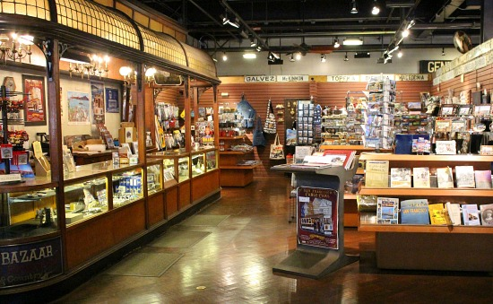 cable car museum gift shop