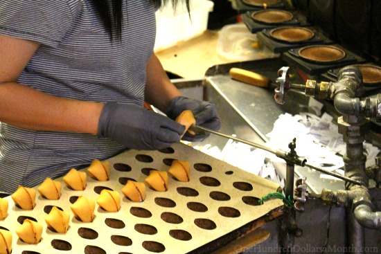 golden gate fortune cookie factory san francisco