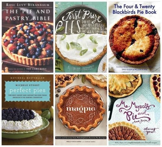 pie cookbooks