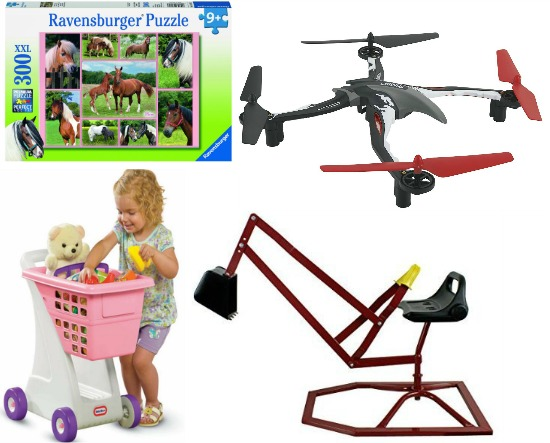 kids shopping cart toy