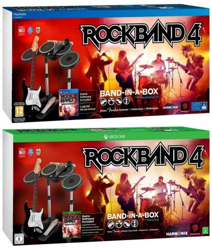 rockband 4