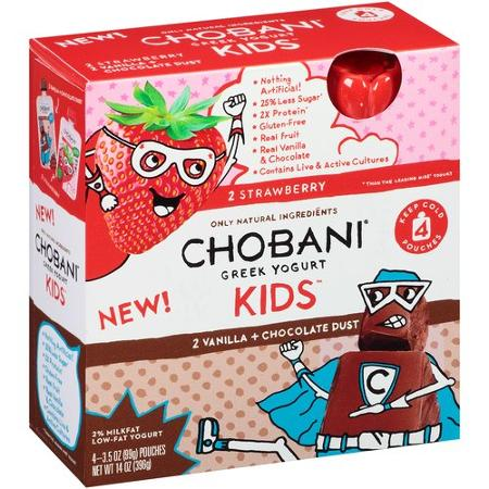 CHOBANI Kids coupon