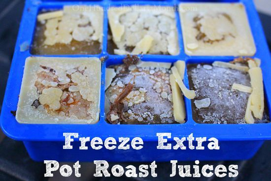Freeze-Extra-Pot-Roast-Juices