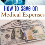 52 Ways to Save $100 a Month | Save on Medical Expenses {Week 36 of 52}
