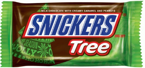 snickers-tree
