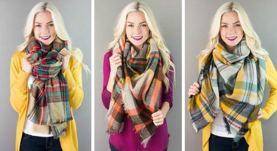 blanket-scarves