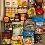 $250 a Month Food Budget – Groceries, Take Out and Date Nights November 6th – 12th