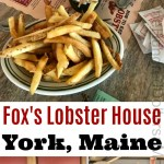 Fox's Lobster House – York, Maine