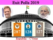 Exit polls 2019: How parties are faring across states 4
