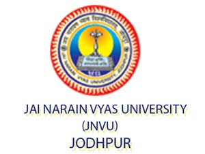 JNVU Exam Time Table