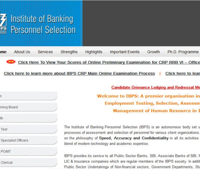 Ibps Rrb Office Assistant Prelims 2018 Results Date And Time