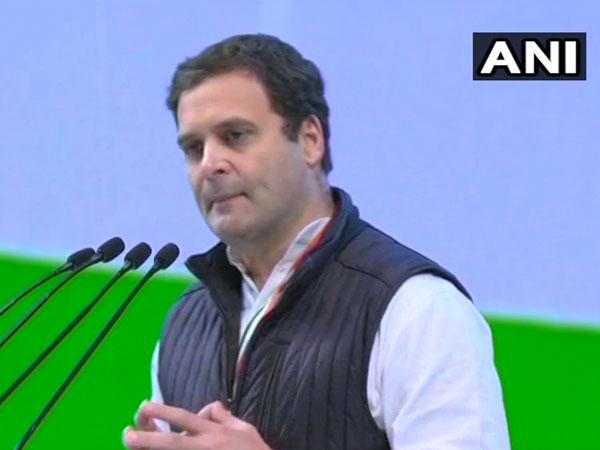 Like the Kauravs, BJP will fight for power: Rahul Gandhi ...