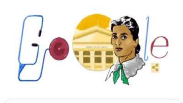 Remembering Kadambini Ganguly: Google doodle honours Indias first female doctor on 160th birth anniversary