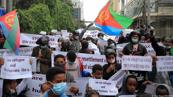 Eritrean, Tigray forces committed war crimes: HRW