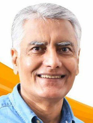 Sunil Jakhar: Age, Biography, Education, Wife, Caste, Net Worth & More - Oneindia