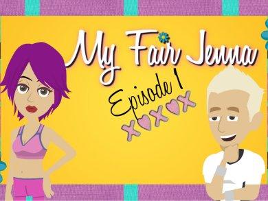 my fair jenna romantic comedy cartoon