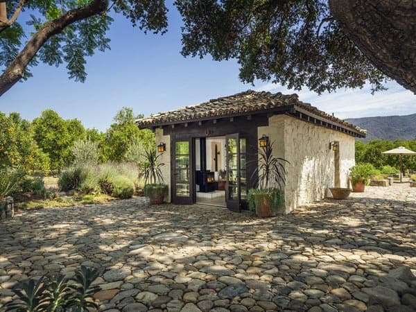 Stunning Spanishstyle hacienda ranch in Ojai